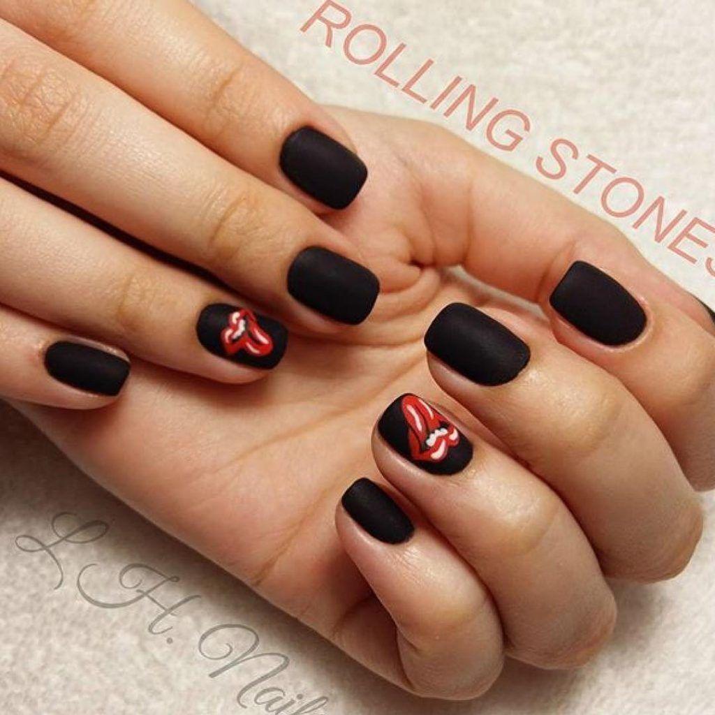 So Cute Short Acrylic Nails Ideas You Will Love Them Short Acrylic Nails Designs Best Acrylic Nails Shiny Nails Designs