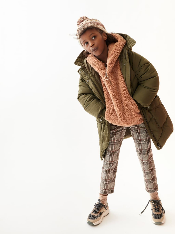 0508fc676 Imagen 1 de PARKA ACOLCHADA de Zara | Autum 2 | Pinterest | Kids ...