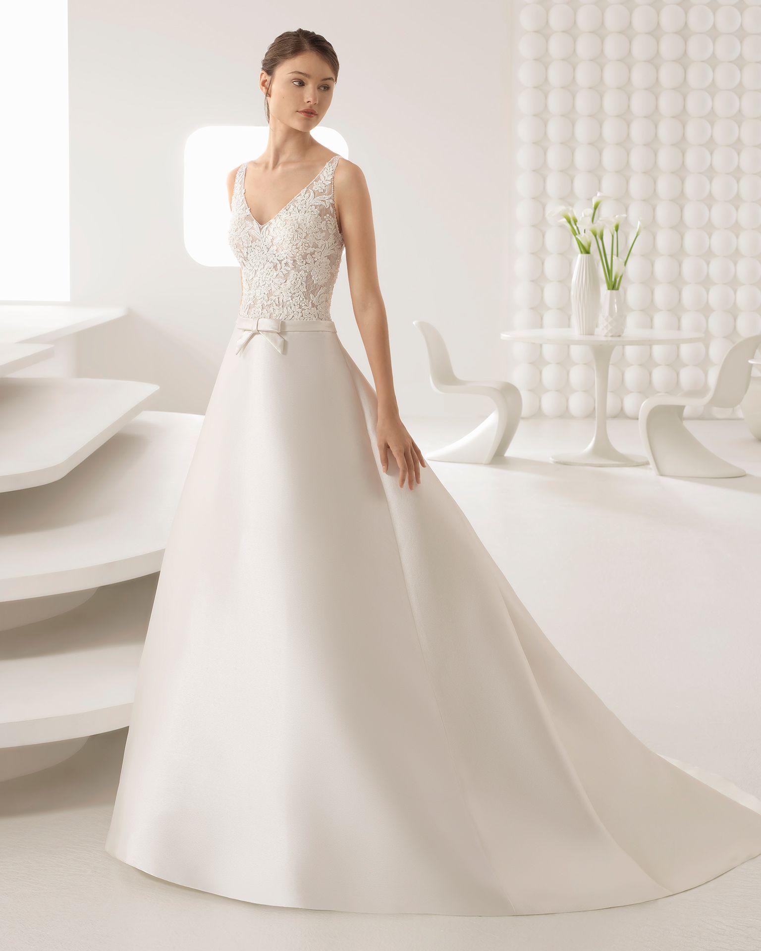 2018 Bridal Collection. Rosa Clará Collection En