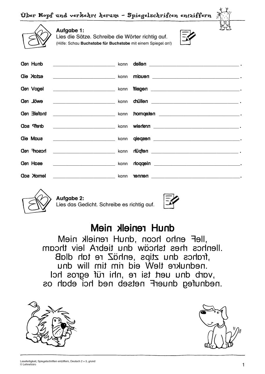20 übungsblätter Deutsch 1 Klasse | Bathroom | Pinterest