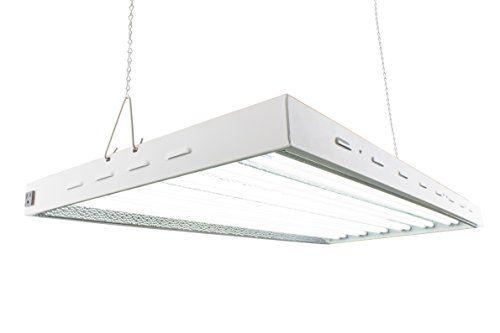 Cheap T5 HO Steel Grow Light   4 FT 12 Lamps   DL8412ST Fluorescent ...