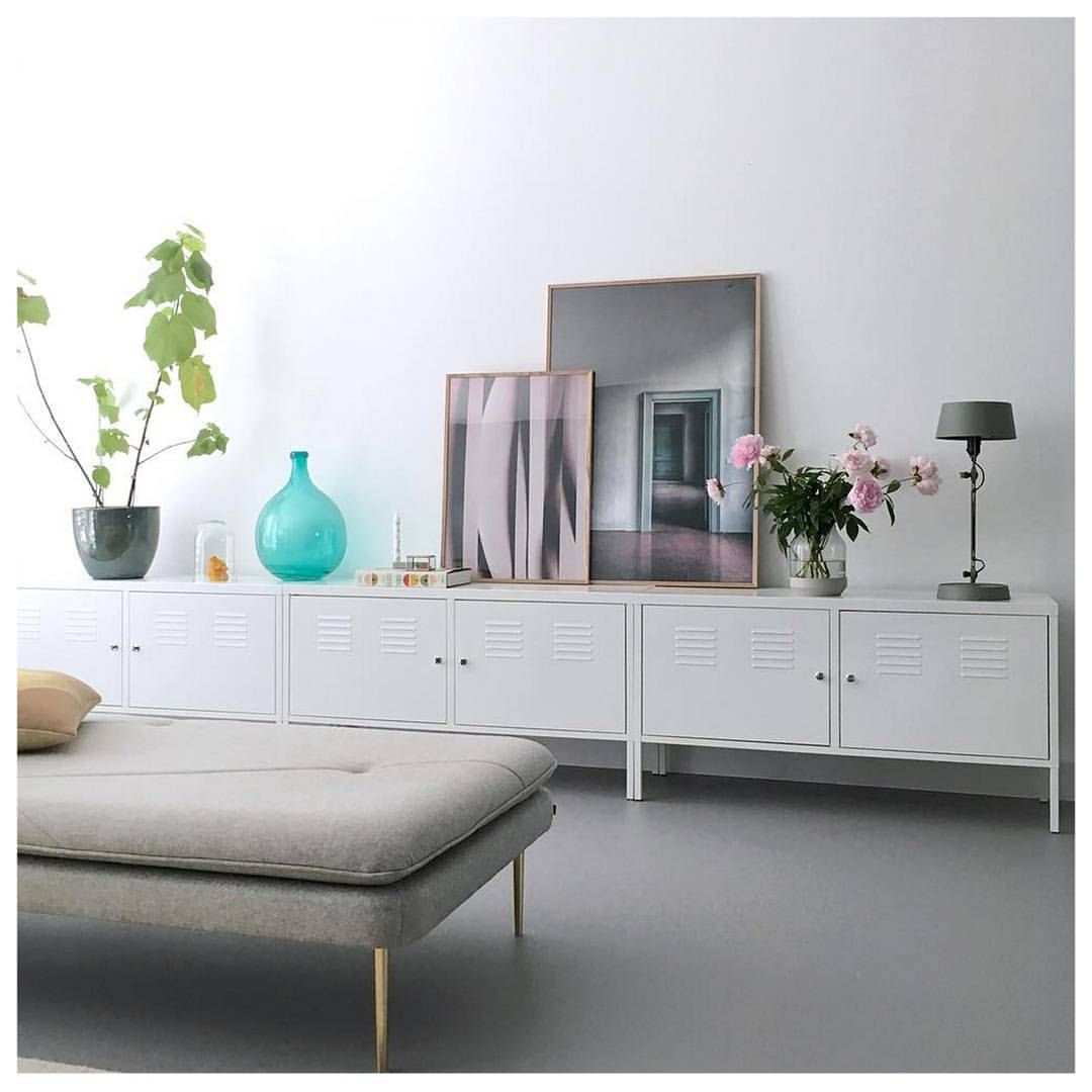 Terrific Three Ikea Ps Cabinets Living Room In 2019 Kitchen Pabps2019 Chair Design Images Pabps2019Com
