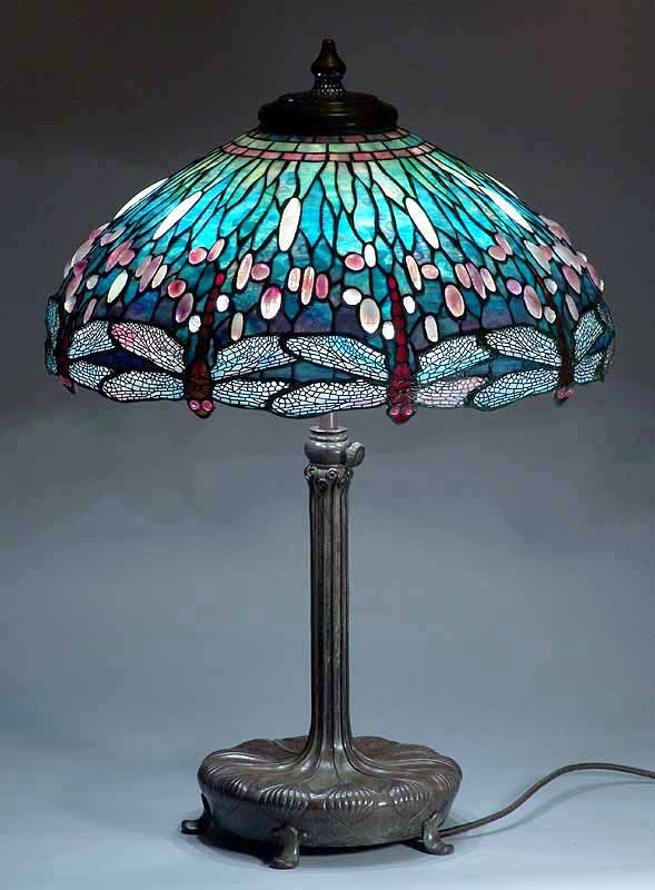 Tiffany Lamps Floor Lamp Desk Table Style