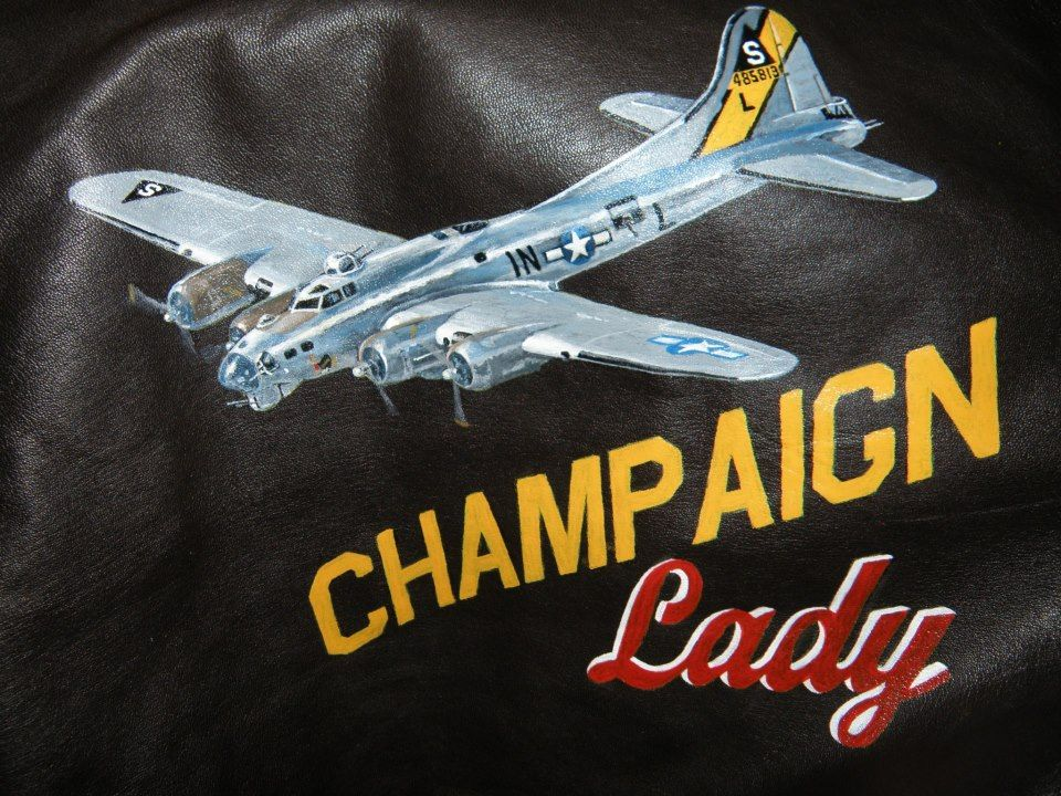 champaign Lady is being built in Champaign County Ohio at