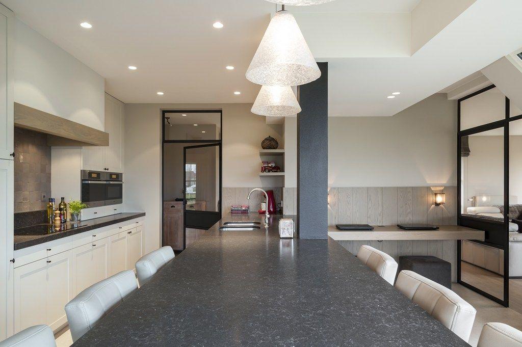 strak landelijke keuken en badkamer - portfolio - expro, Deco ideeën