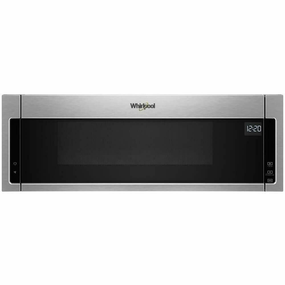 Ebay Sponsored Whirlpool Wml55011hs 1 1 Cu Ft Over The Range Low