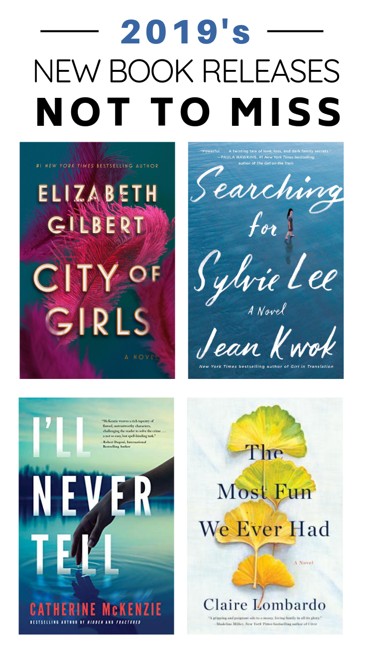 b346ddb4311cd What to Read Now: June 2019 Book Releases | novels to buy | Books ...