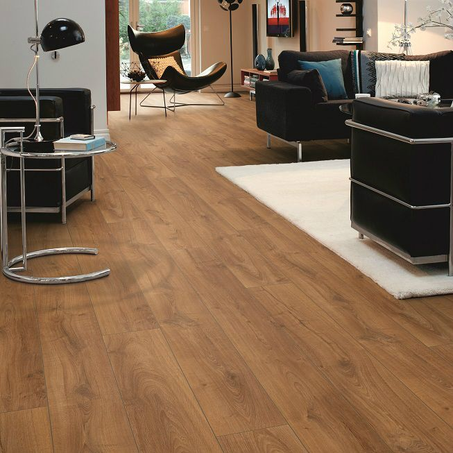 Laminate Flooring Pergo Royal Oak Long Plank Living