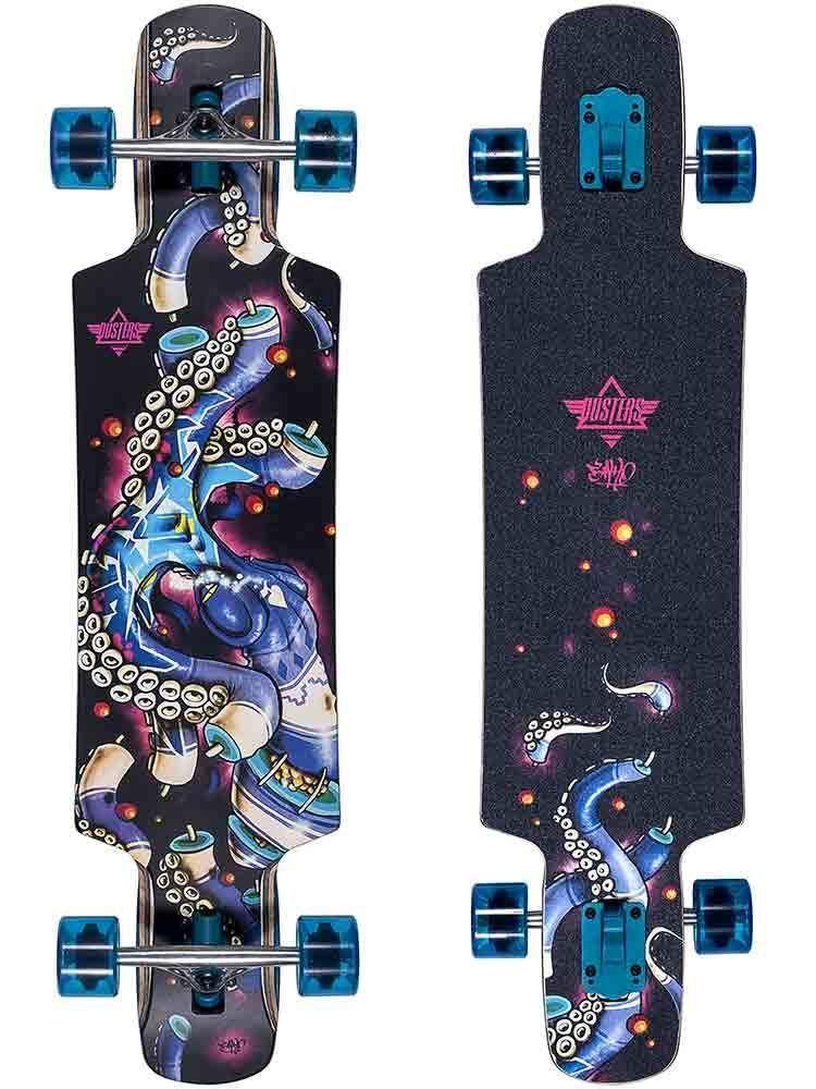 Pin On Dusters Longboards Cruiser Skateboards