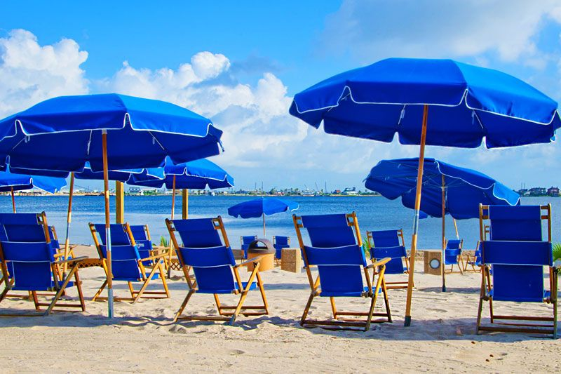 Galveston's Beaches: So Many to Choose From!