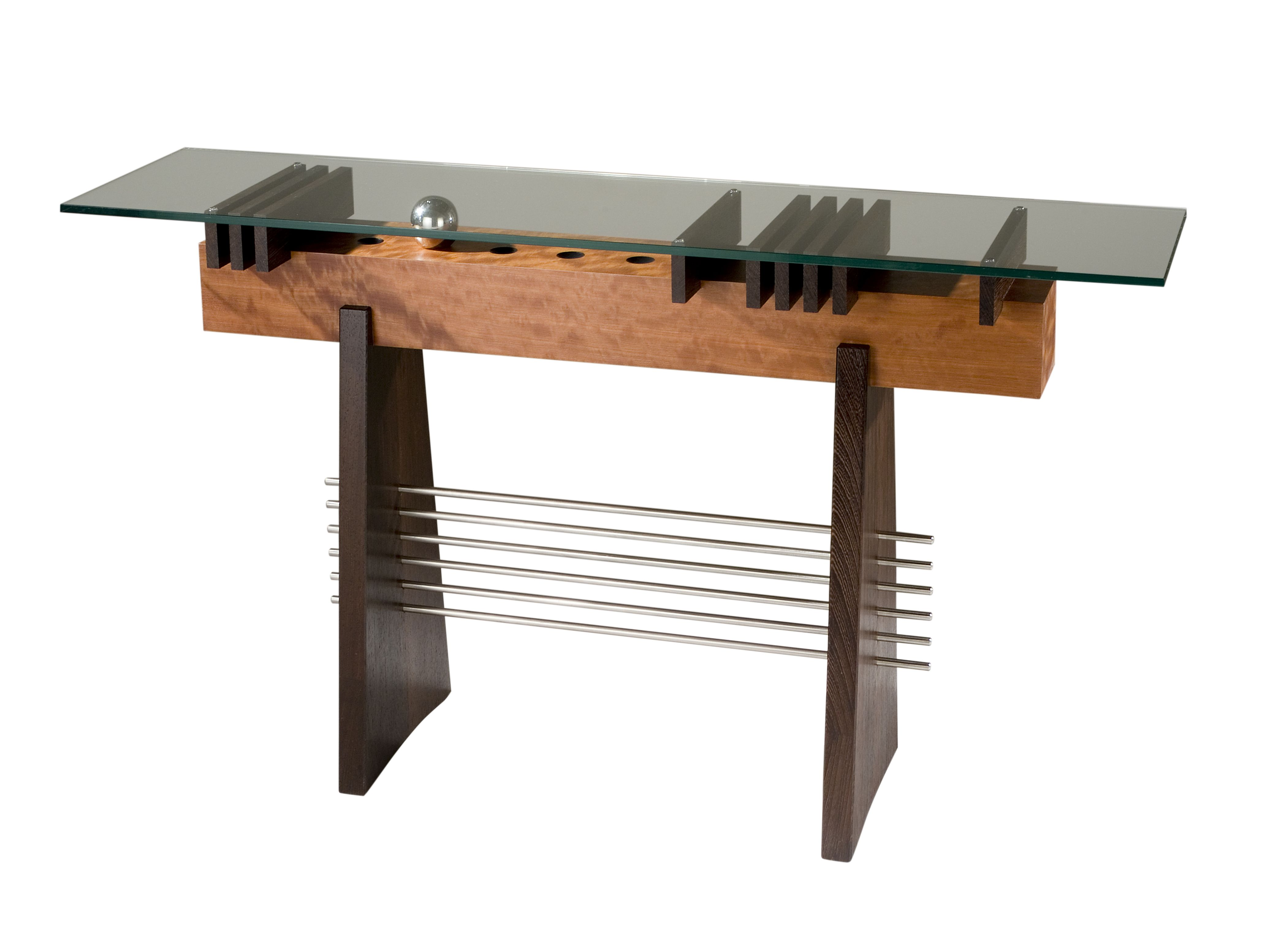 Modern Console Table Unique Table Contemporary Style Table