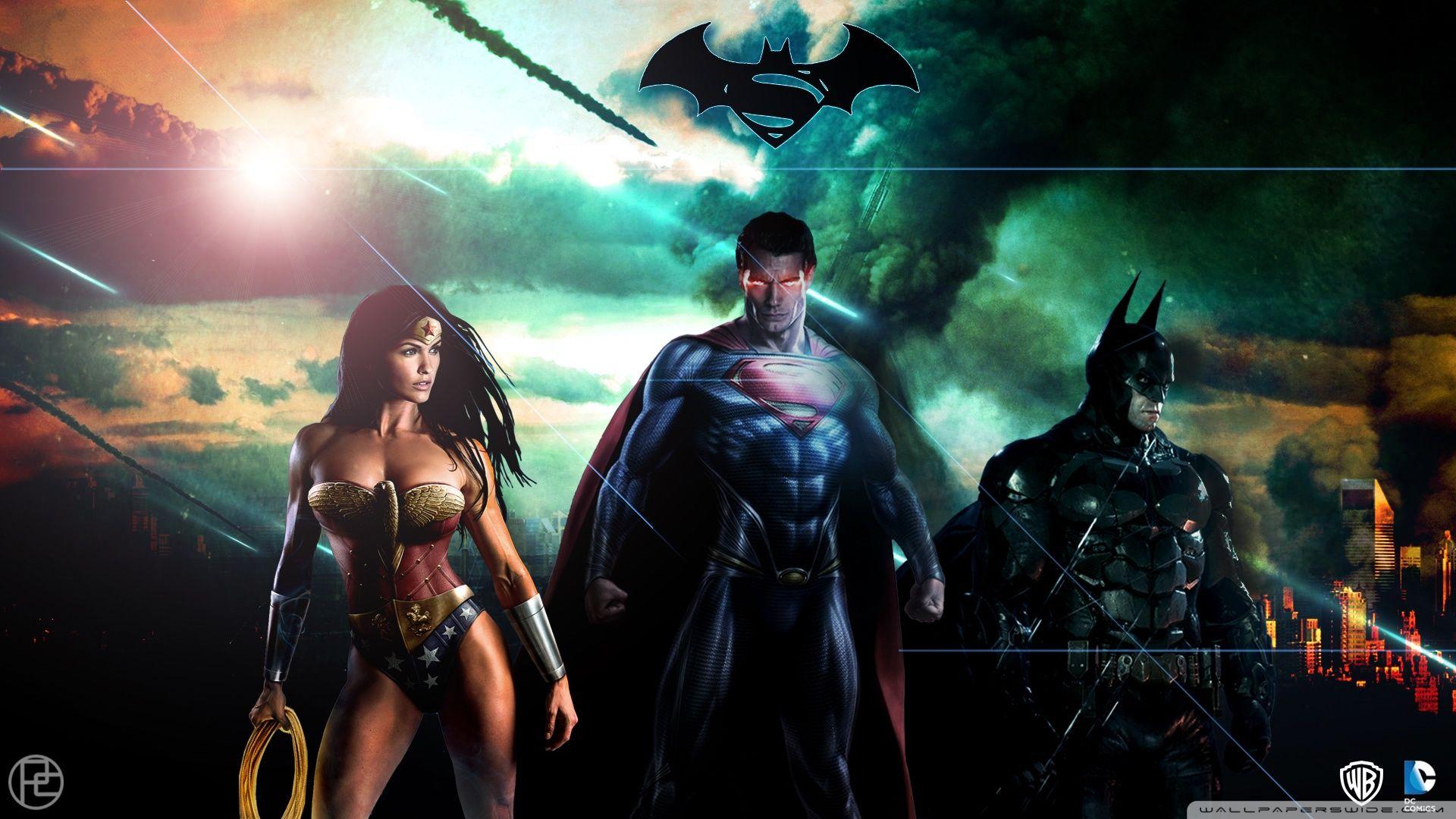 Wonder Woman And Superman Hd Wallpaper Google Search Wonder