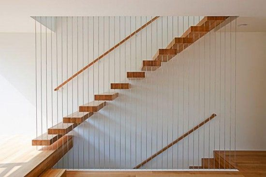 new stairs design the contemporary box house stairs design by