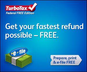 Freebies 2 Deals Deals Freebies And More Turbotax Tax Preparation Tax Refund
