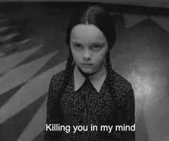 Wednesday Addams Meme Funny : Https: www.google.co.uk search?q=wednesday addams quotes