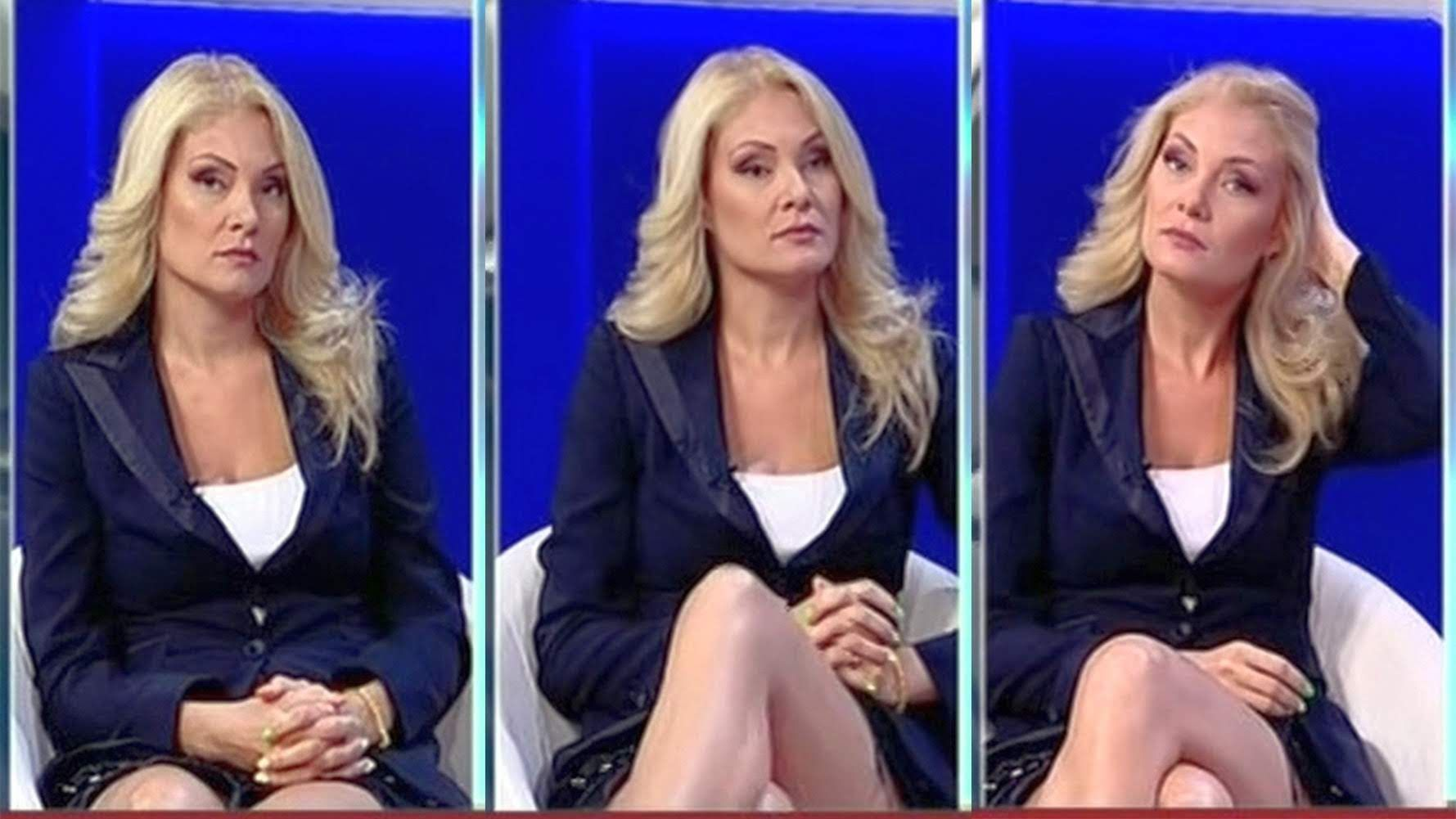 Pin by TV Magia on Beautiful legs Tv presenters