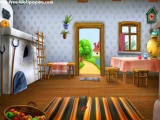 Desktop 3d Room Wallpaper Hd Wallpapers Clean Projets A Essayer