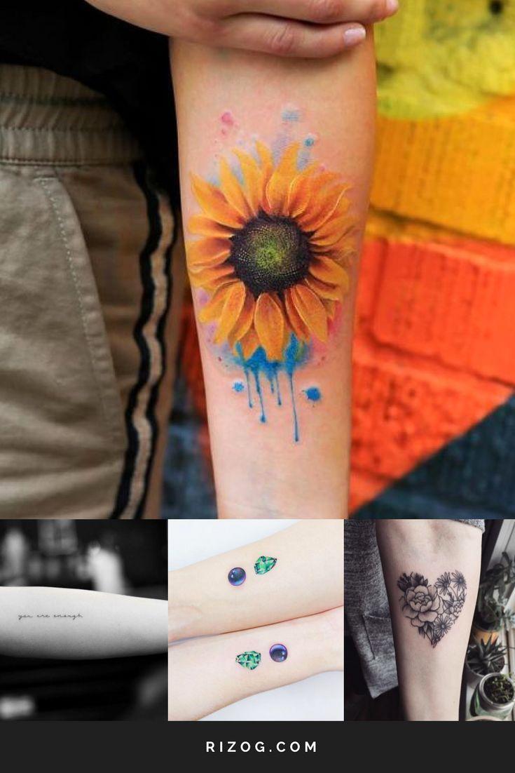 101 Ideas De Tatuajes Para Mujeres Y Su Significado Tatuajes