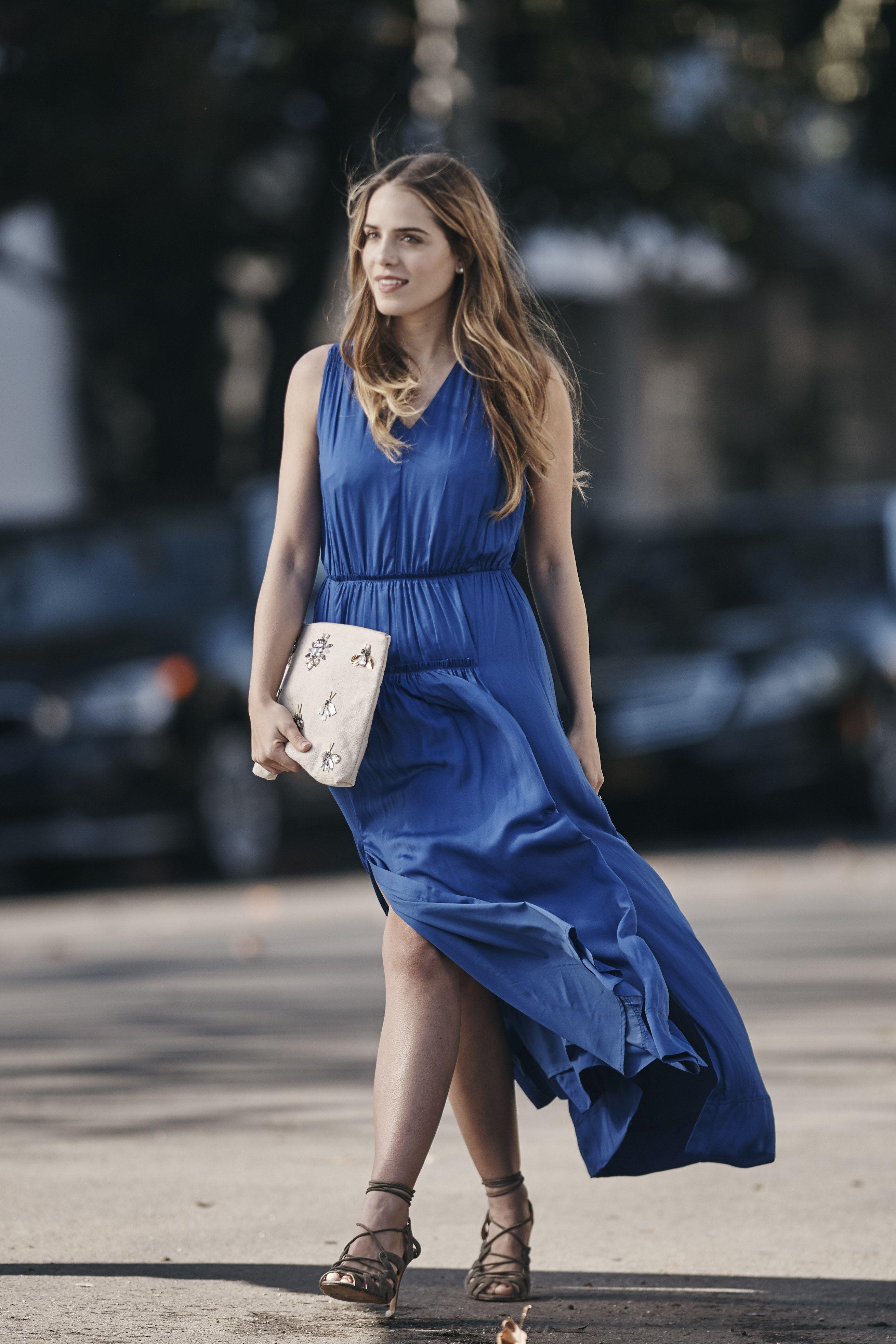 Versatile maxi dress