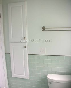 Bathroom Glass Subway Tile subway tile bathrooms. fabulous subway tile bathrooms latest