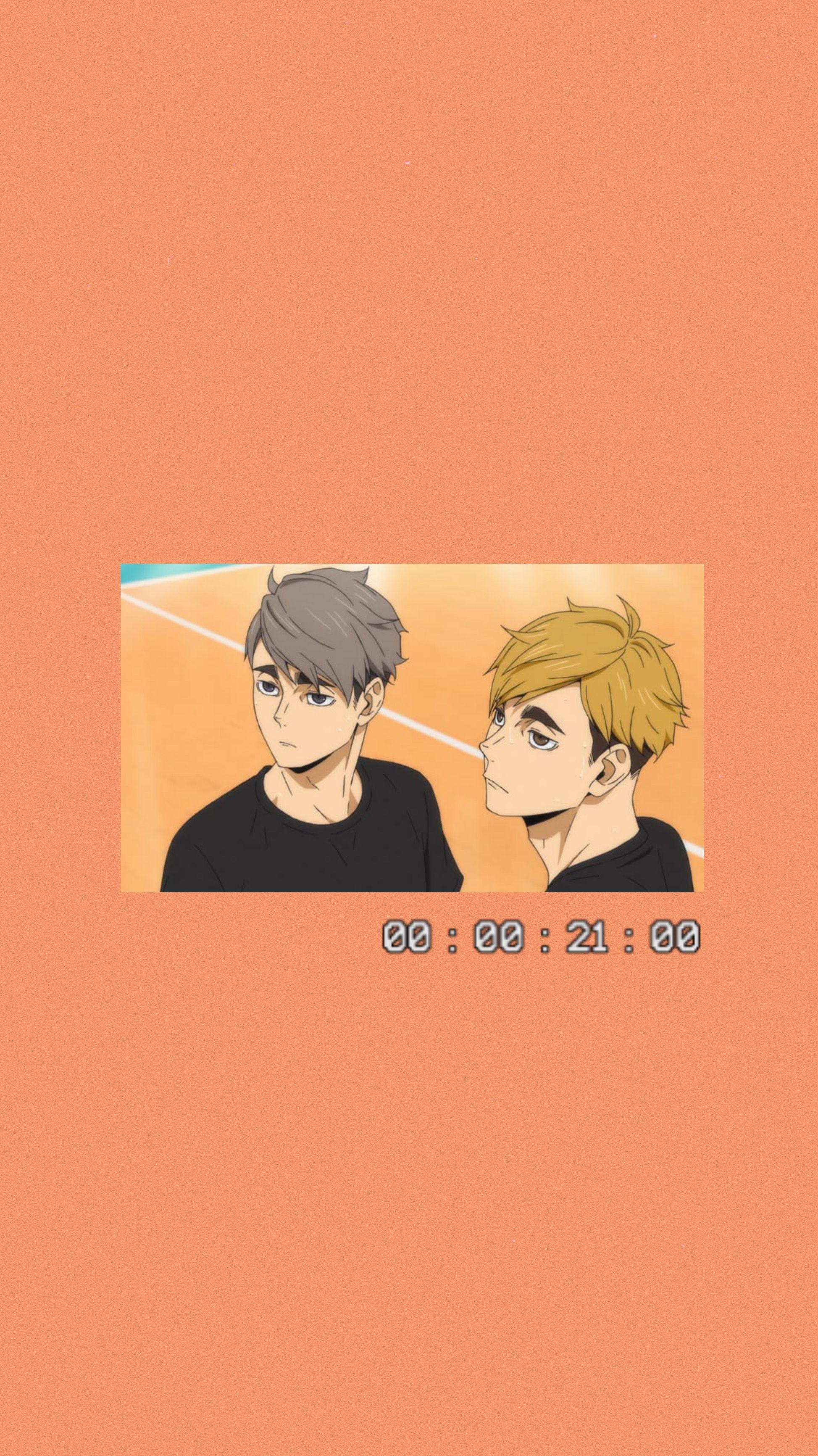 Atsumu Osamu Miya Haikyuu Wallpaper Haikyuu Anime Anime Wallpaper