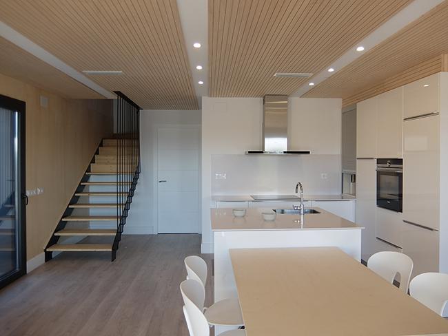 Réalisations : maisons et bureaux ossature bois en 2019 décoration