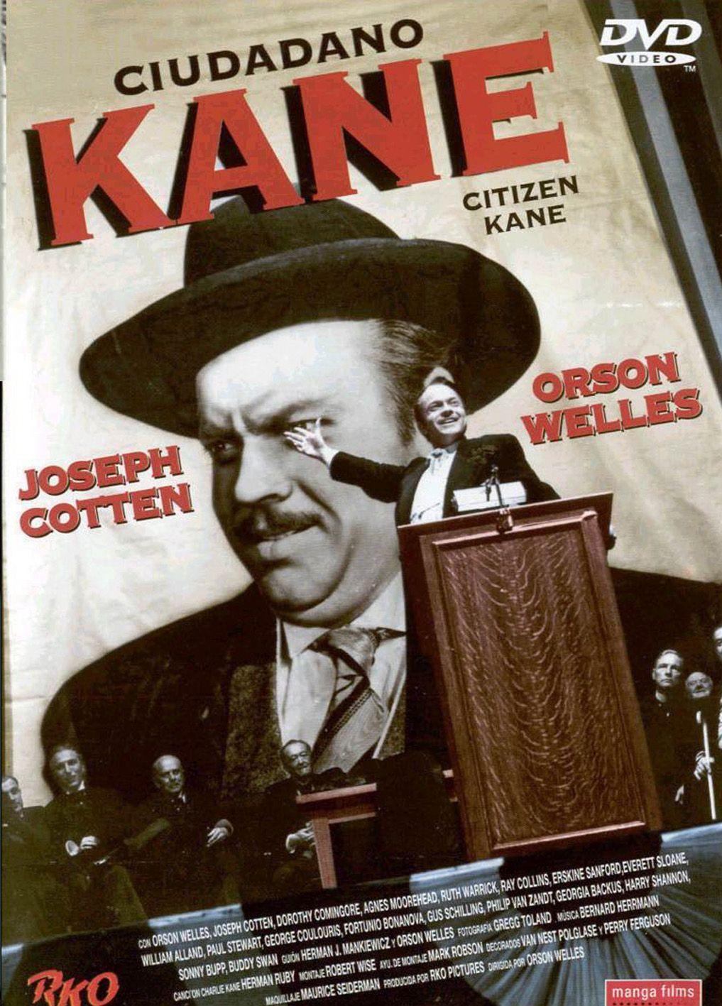 Sala66 Cidadao Kane Lista De Melhores Filmes Cartazes De Cinema