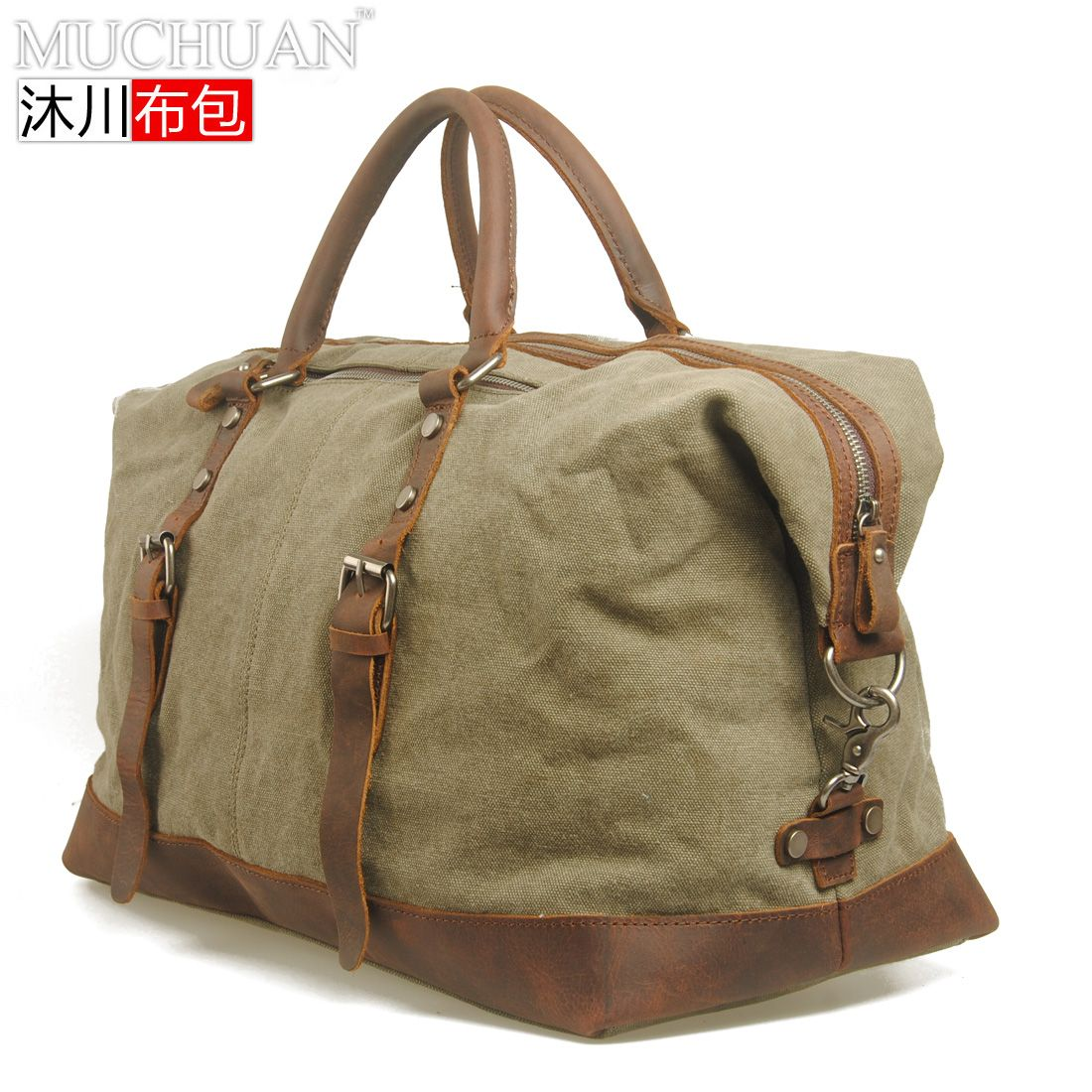 350737534d Compare Prices on Mens Leather Duffel Bag- Online Shopping Buy Low ...
