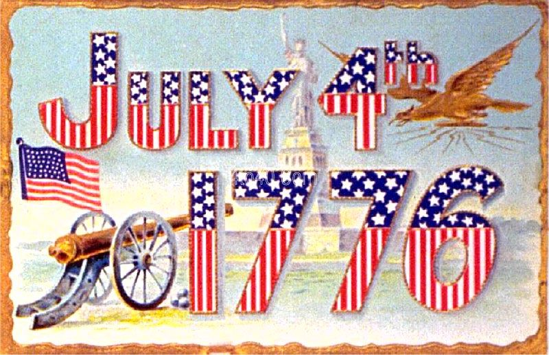 Vintage 4th of July Clip Art | vintage 4th of july clipart ...