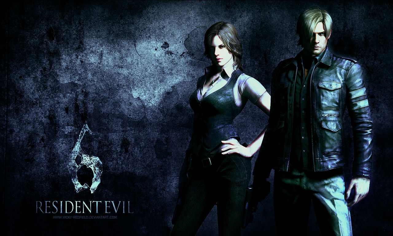 Resident Evil 6 Resident evil, Leon s kennedy, Superhero