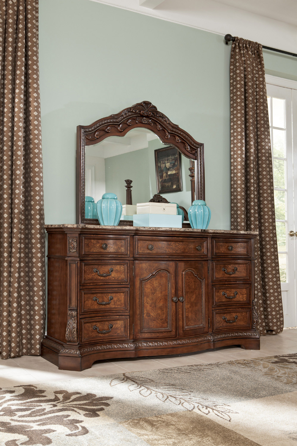Dresser  Ashley  Home Gallery Stores  Everything In Its Place Cool Ashley Bedroom Dressers Design Decoration