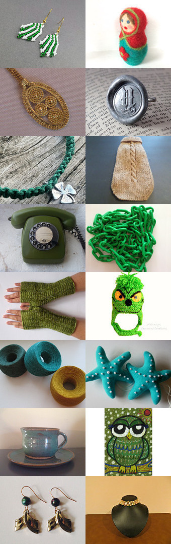 A little bit of this and a little bit of that by Chryssina Maraki on Etsy--Pinned with TreasuryPin.com