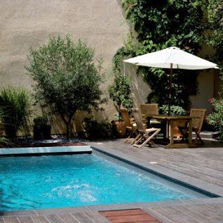 Modelli di piccole piscine per piccoli giardini piccole piscine small backyard pools small - Piccole piscine da giardino ...
