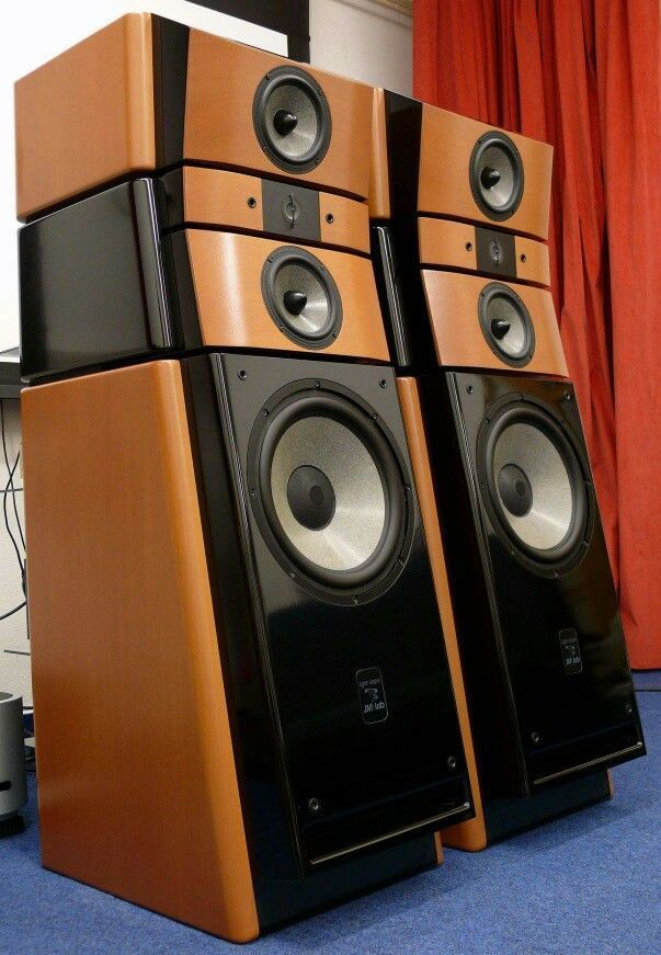 lab utopia speakers Vintage jm