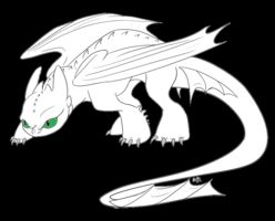 white night fury how to train your dragon pinterest how train