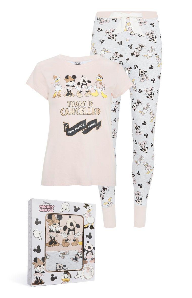 34b04fc3e0 Primark - Mickey Mouse Pyjama Gift Box