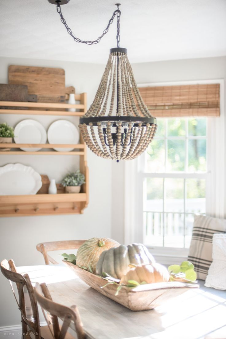 Simple Fall Decorating Ideas- Fall Into Home   Dining room design ...