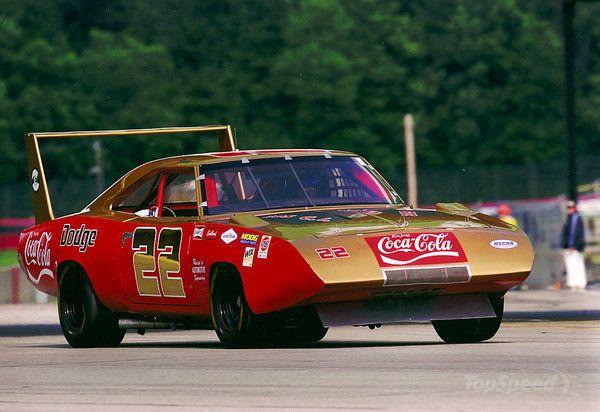 Bobby Allison 8217 S Dodge Charger Daytona Picture