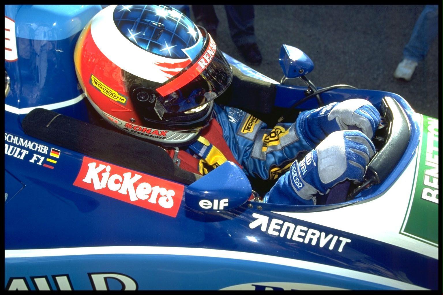 Pin von Joe Langley auf Michael Schumacher Schumi