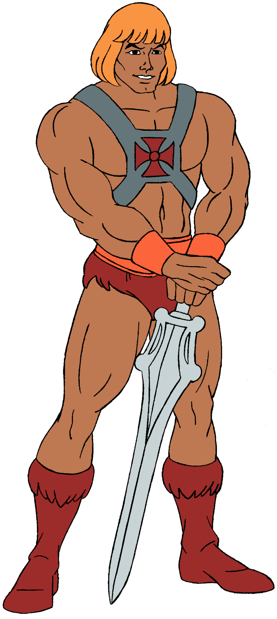 He Man 80s Cartoons Filmation Masters Of The Universe