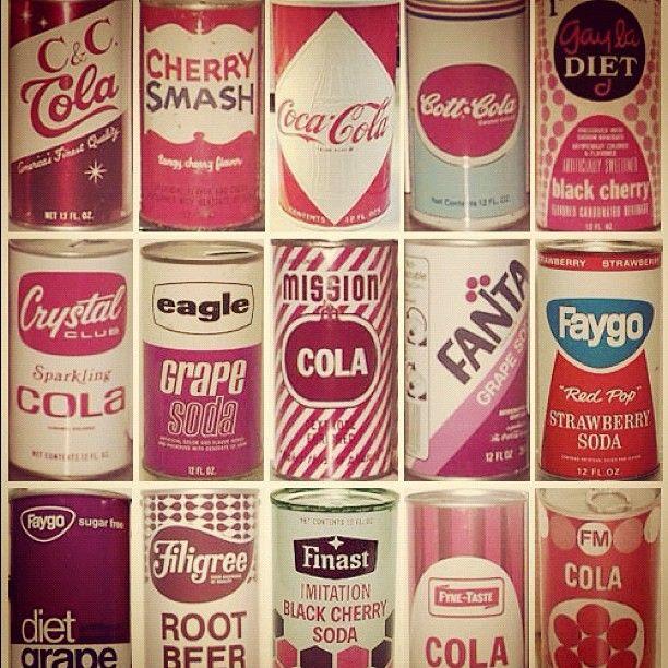 Retro Cans