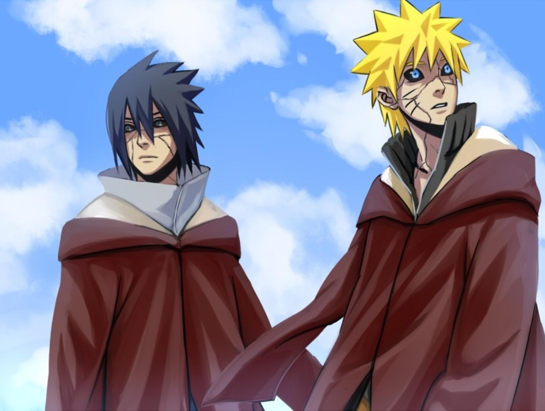 Fanart Edo Tensei Naruto And Sasuke Naruto Anime Manga Naruto Naruto Uzumaki Naruto Images
