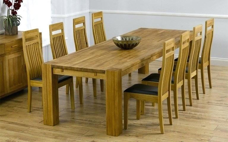 Oak Dining Tables Glass Dining Table Set Dining Table Round