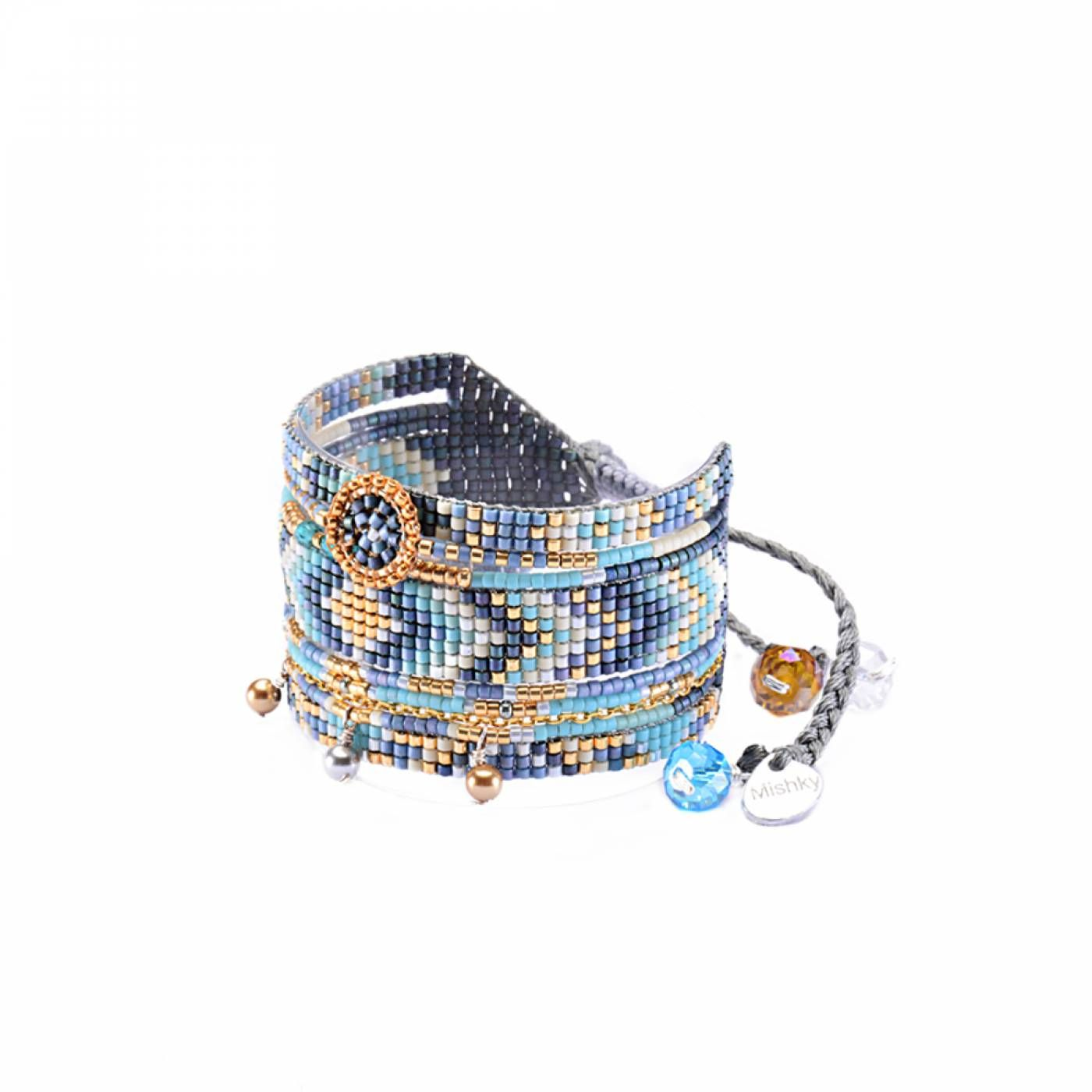 Woman Pearl BlueMedly - mishky Bracelet
