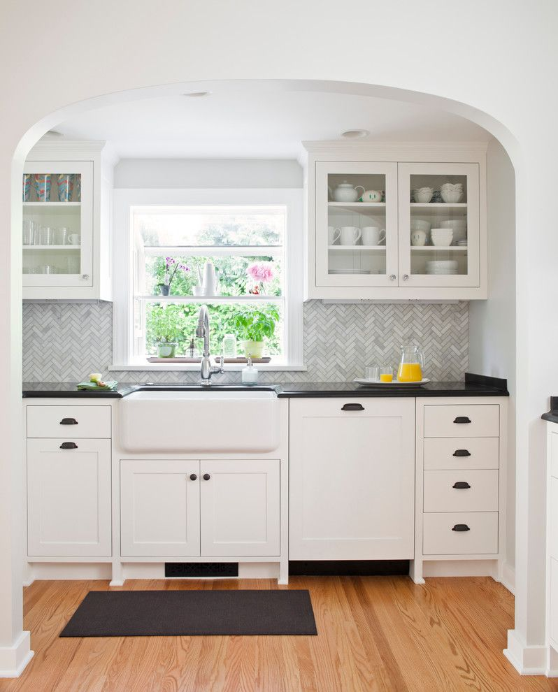 Image result for glass block backsplashes kitchens house plans