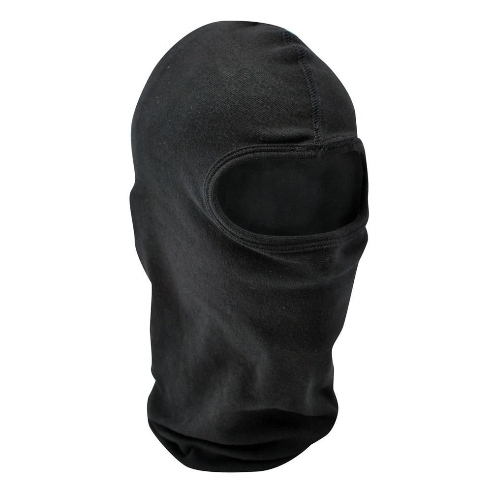 5806aab52f802 ZAN Balaclava- Cotton- Black