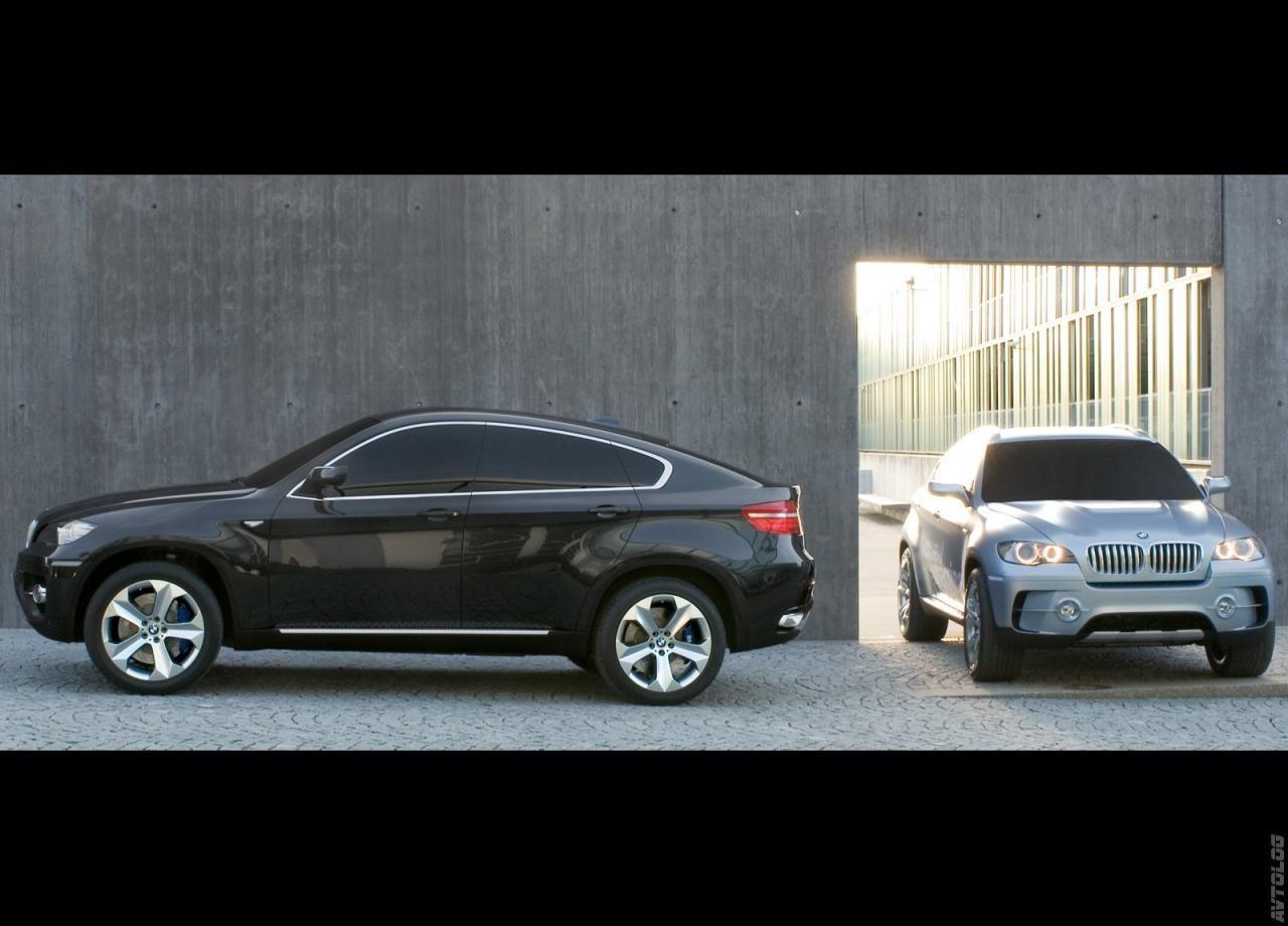 2007 BMW X6 Concept | BMW | Pinterest | 2007\