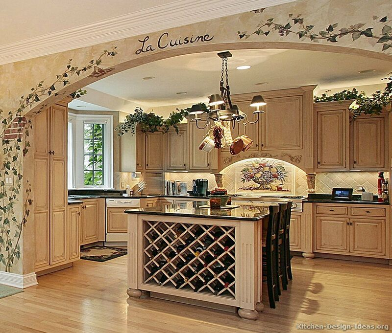Kitchen Design Ideas on French country kitchens - French Country Kitchens