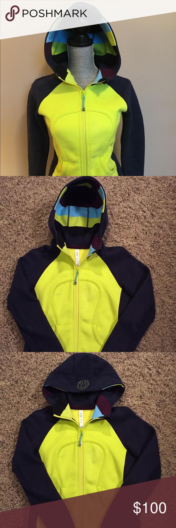 Rare lululemon scuba hoodie size 6 EUC - worn twice. Rip tag intact. Rare. lululemon athletica Tops Sweatshirts & Hoodies