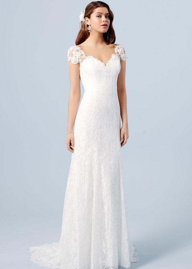 Brautkleider 2017: DAS sind die 100 schönsten Hochzeitskleider des ...